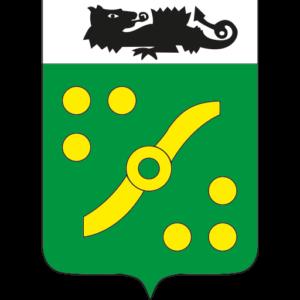 Lampaul-Guimiliau, blason
