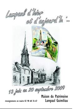 Affiche Lampaul d'hier et d'aujourd'hui