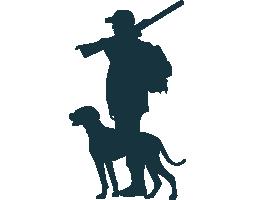 Lampaul-Guimiliau, société de chasse