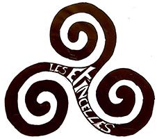 Lampaul-Guimiliau, logo les étincelles