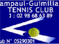Lampaul-Guimiliau, logo lampaul tennis club