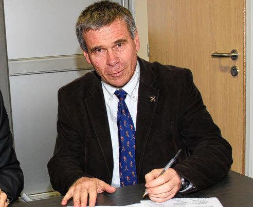 Jean-Marc Puchois, maire