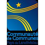 Lampaul-Guimiliau, logo communauté de communes du pays de Landivisiau