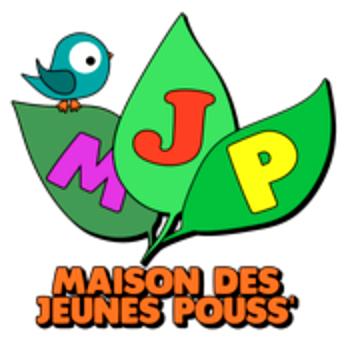 Lampaul-Guimiliau, logo maison des jeunes pouss'