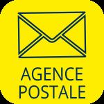 Lampaul-Guimiliau picto agence postale
