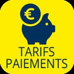 Lampaul-Guimiliau picto tarif de paiement